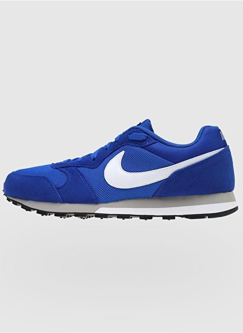 Nike Md Runner 2 Mavi Beyaz Kadın Sneaker